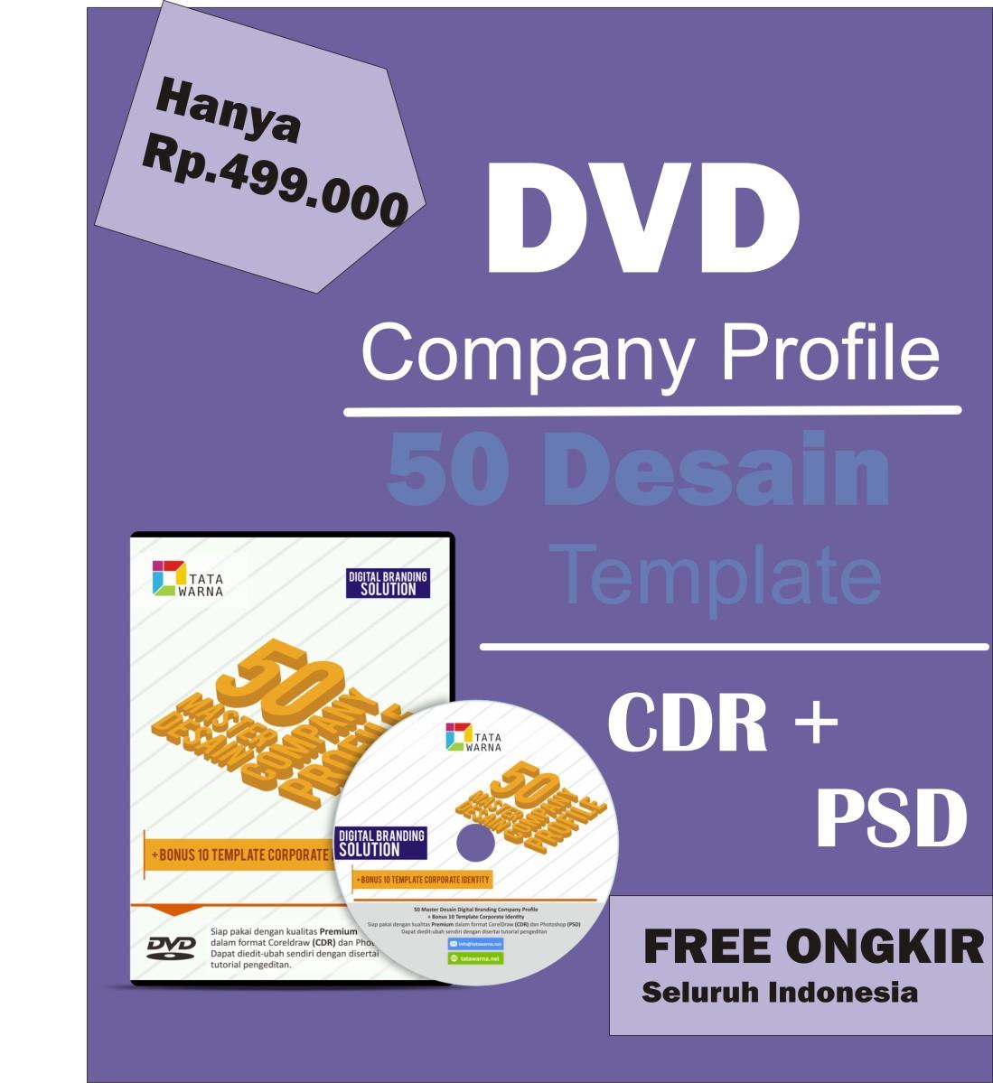 Desain Company Profile Terlengkap